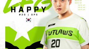 Houston Outlaws sign Crimzo and Happy